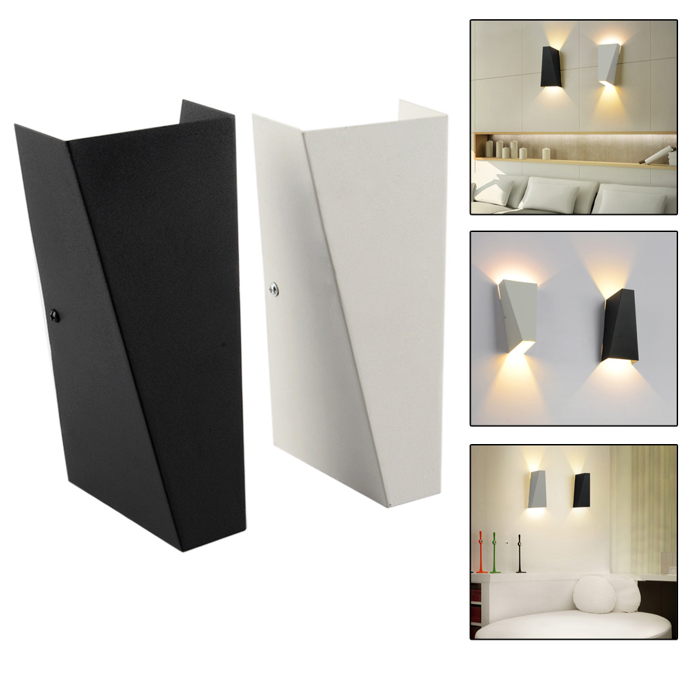 10W Waterproof LED Bedside Corridor Light TV Background Wall Sconce Lamp