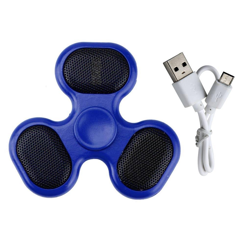 Bluetooth Speaker Led Anti Stress Gyro Toys Hand Fidget