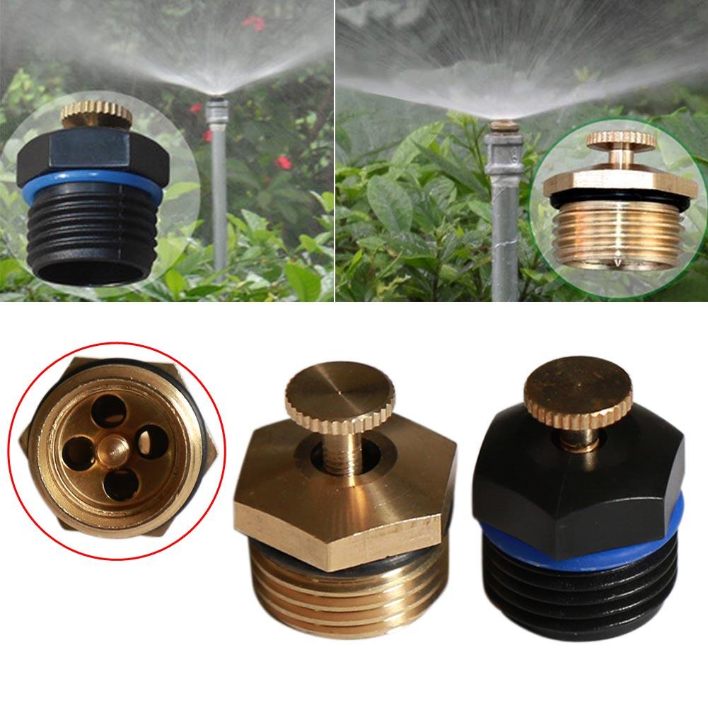 Details about 2pc Garden Lawn Sprinkler Head Water Irrigation Plant Flower  Spray Nozzle System