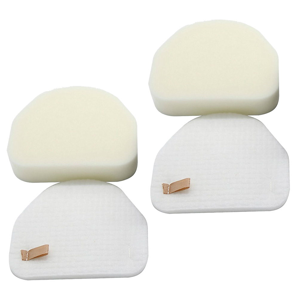 2Pack Washable Reusable Foam/Felt Filter Kit Set for NV450 Vacuum Cleaner