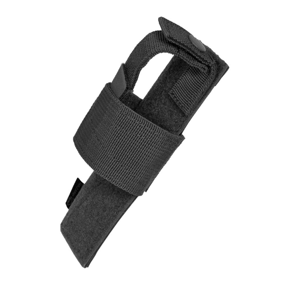 Portable Crossword Tactical Military Pistol Holster Pouch W/Adhesive Strap