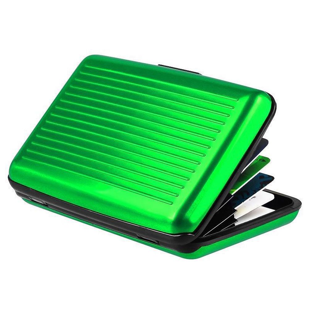 WaterproofAnti-magnetic Metal ID CreditCard Wallet Holder Purse Pocket Case