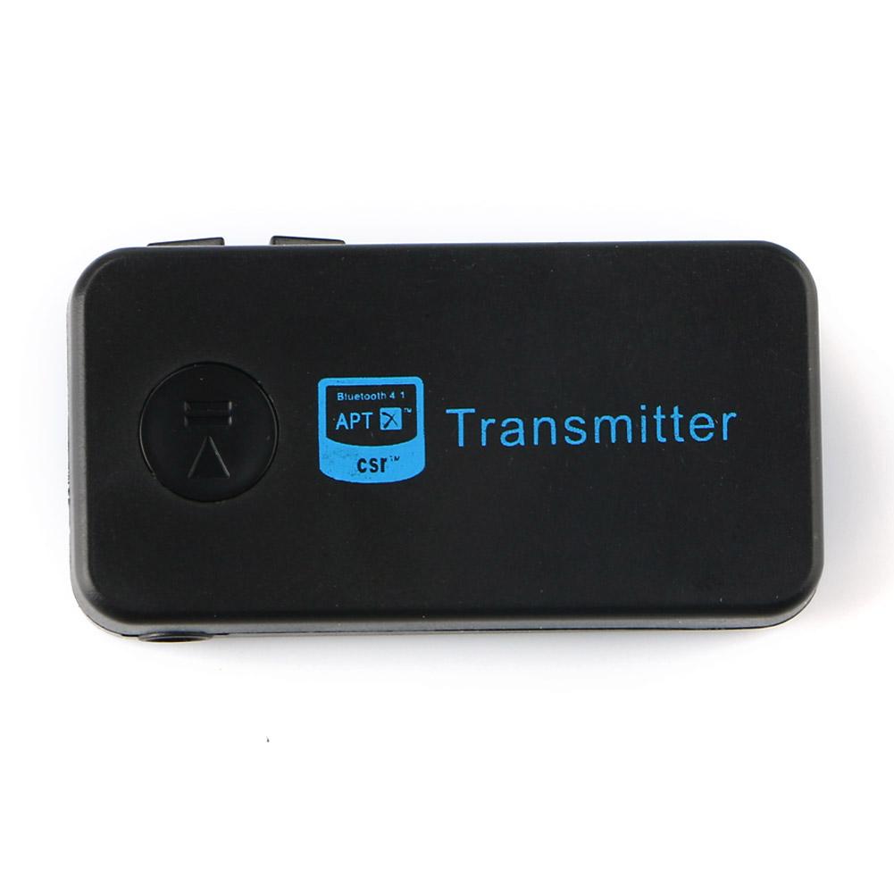 Portable 3.5mm Wireless Stereo Audio Car Music Bluetooth V4.1 Transmitter