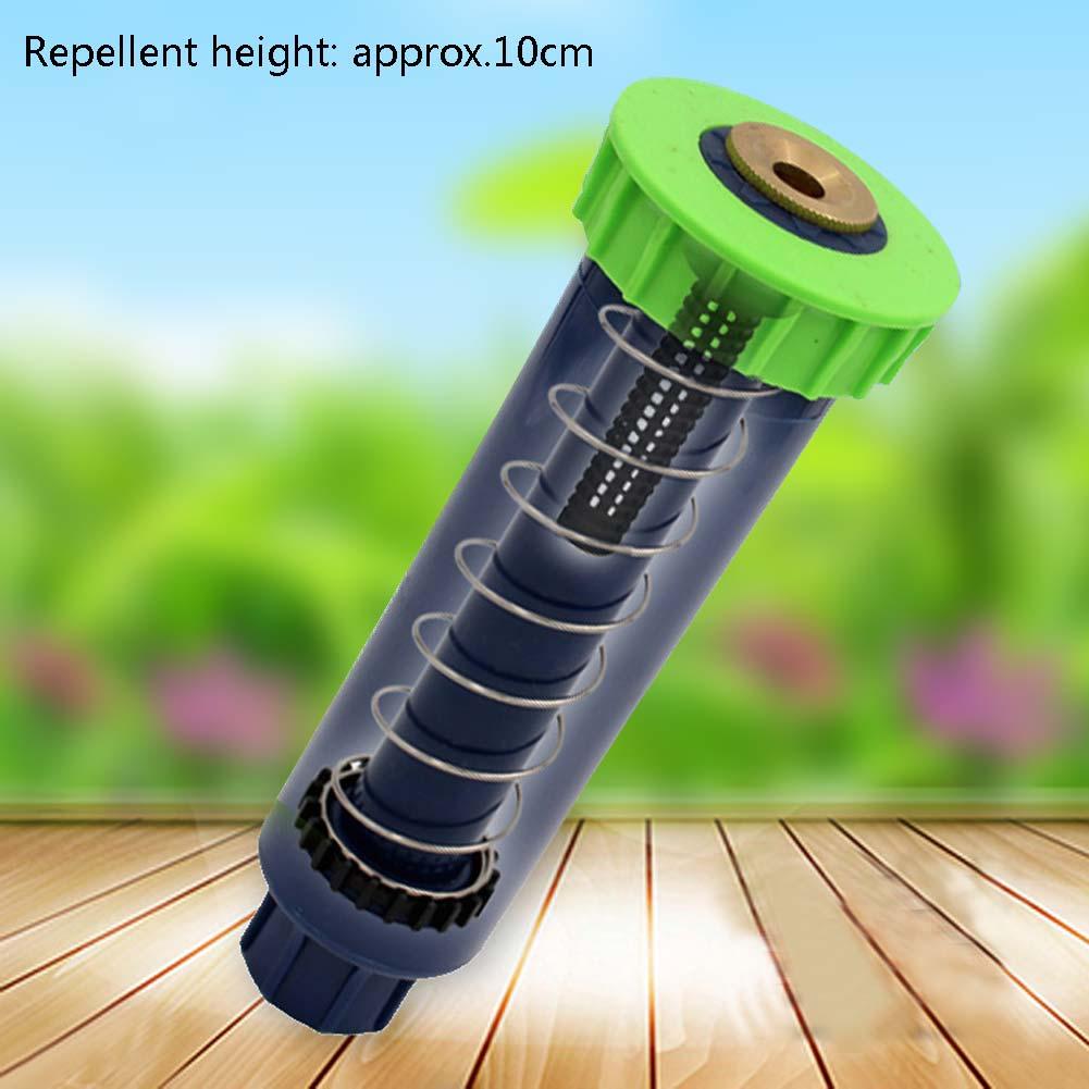 360 ° Auto Spray Misting Düse Sprinkler Kopf Rasen Garten Bewässerung System