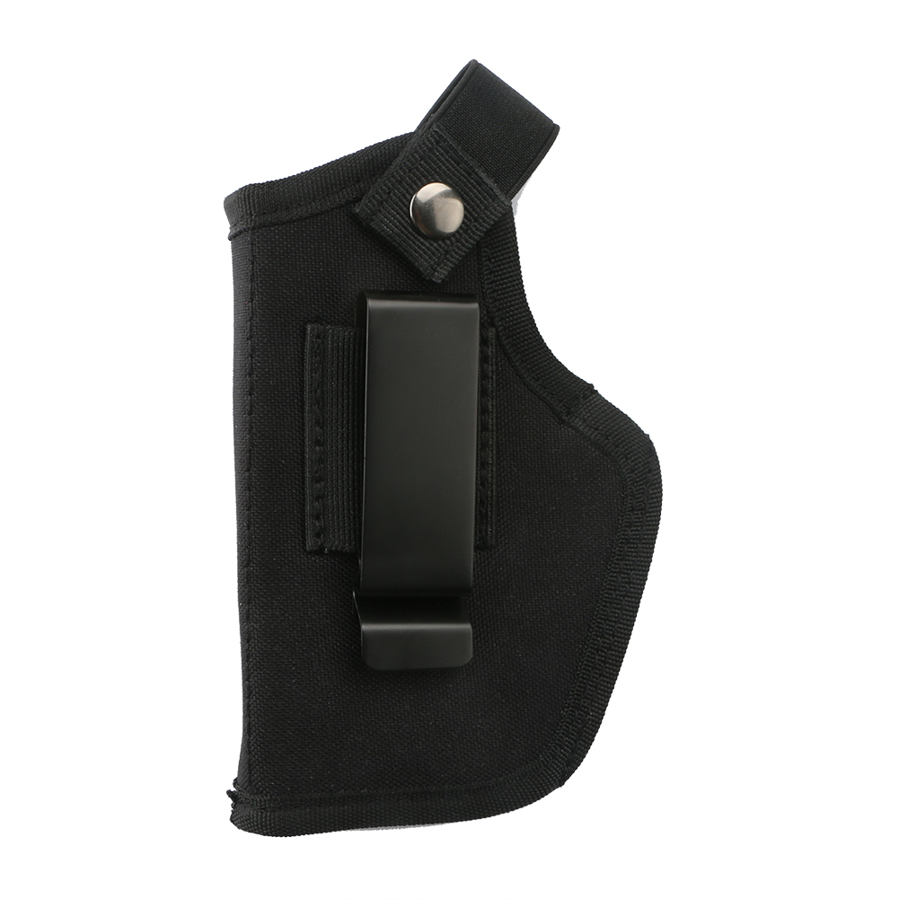 Right/Left Concealed Carry Waistband Pistol Handgun Holster W/Metal Clip
