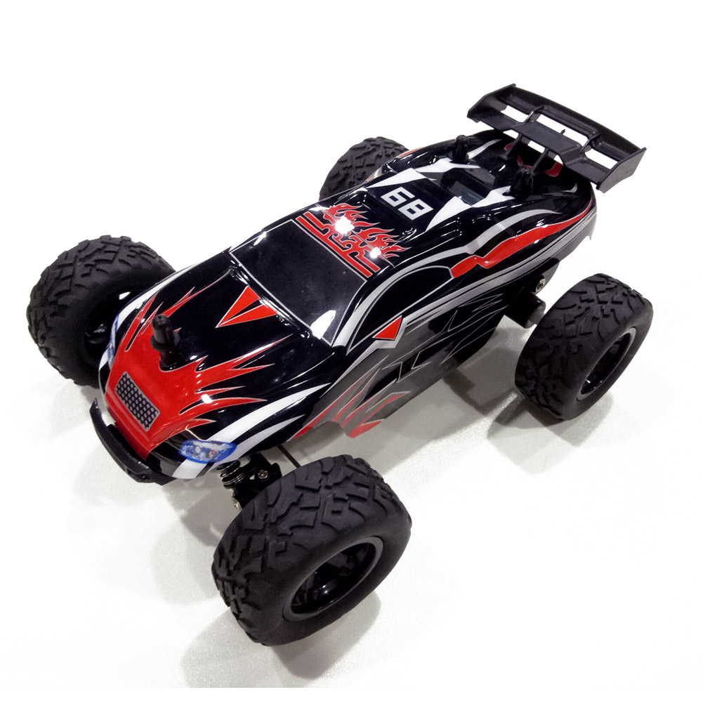 1//24 High Speed Remote Control RC Racing Off-road Car Kids Children Toy Gift #ur