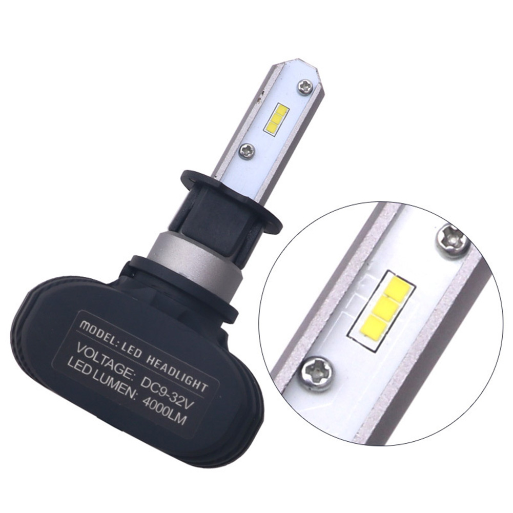 2pc super heller cob h3 s1 8000lm 100w led auto scheinwerfer nebel licht lampen ebay. Black Bedroom Furniture Sets. Home Design Ideas