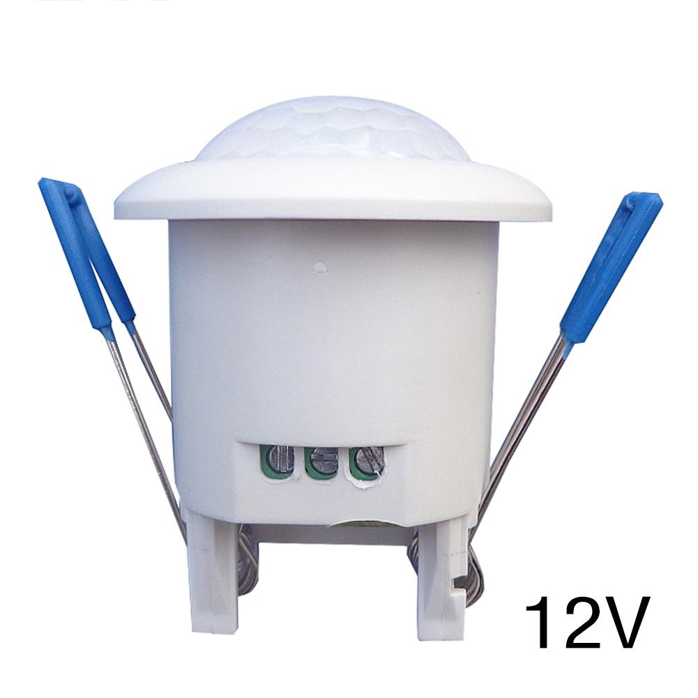 Mini Adjustable Ceiling Pir Infrared Body Motion Sensor Lamp Light Switch Wiring Diagram Small