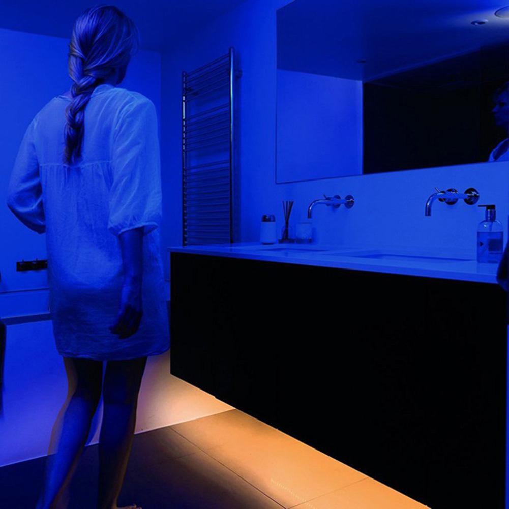 Indexbild 6 - Mini USB Schalter Infrarot PIR Bewegungsmelder Wand Lichtsensor für Nachtlicht L