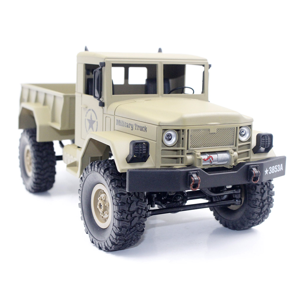 1 16 2 4g 4wd rc milit r lkw auto crawler off road rtr. Black Bedroom Furniture Sets. Home Design Ideas
