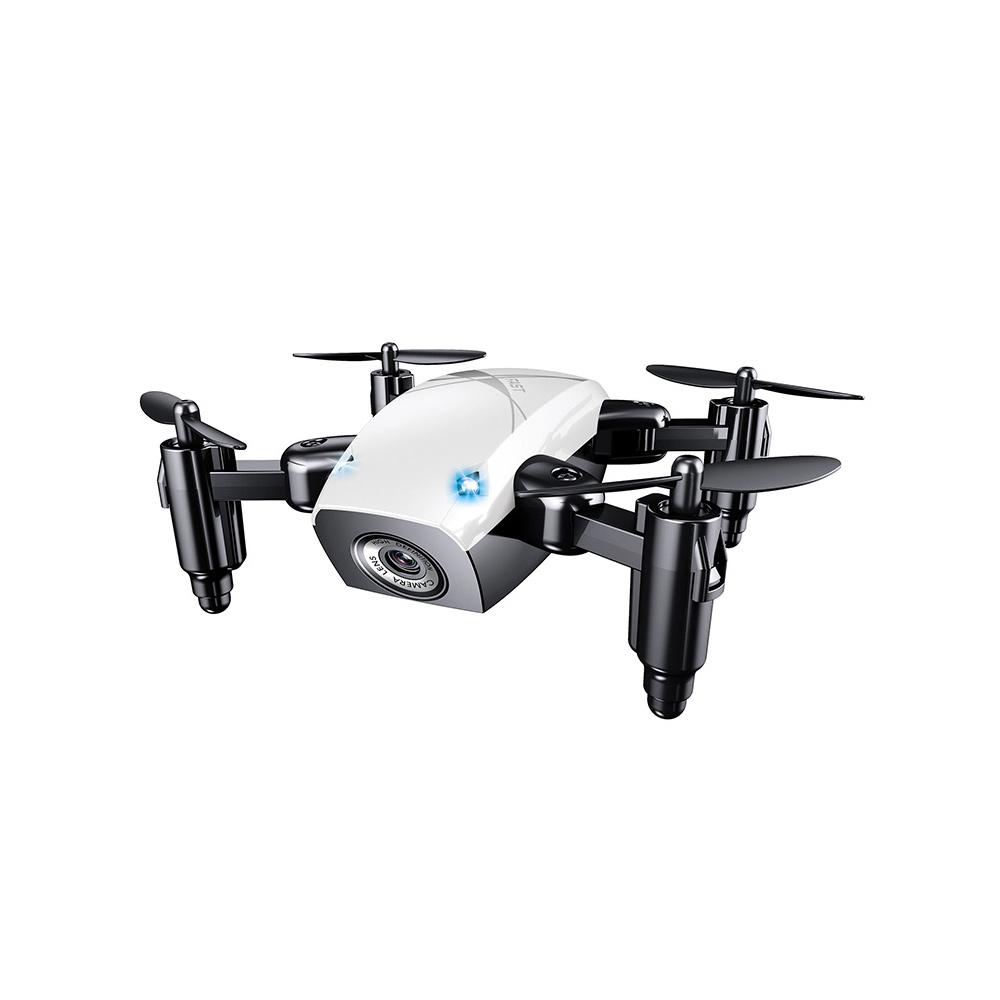 Mini 4-achsen S9W 0.3MP Kamera Wifi Drohne Höhe Halten Faltbare RC on