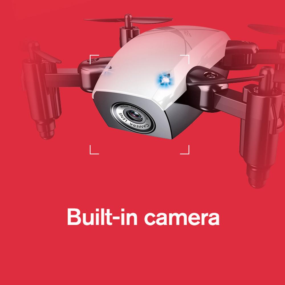Mini S9W 0.3MP Camera Foldable RC Wifi Drone Quadcopter W/Altitude Hold