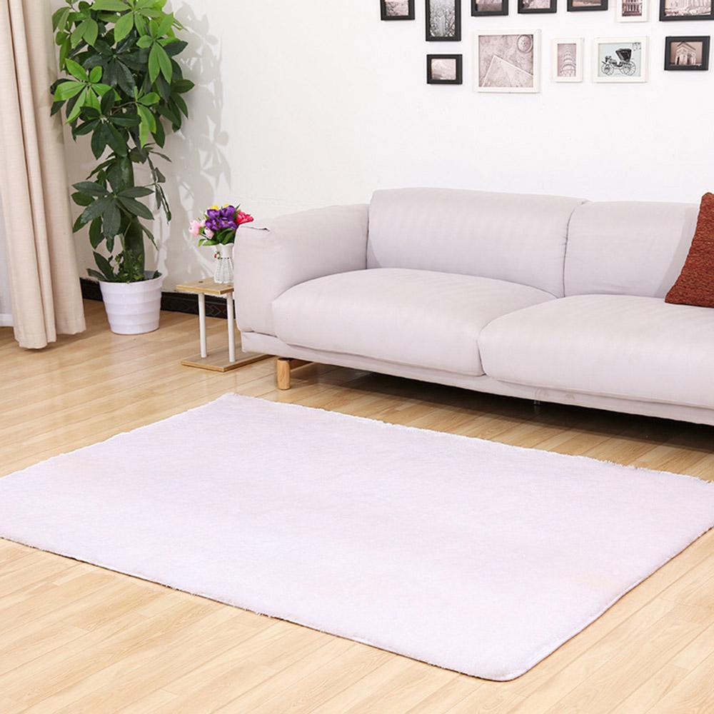 Seide wolle pl sch teppich teppich rutschfeste bodenmatte for Fenster 40x60