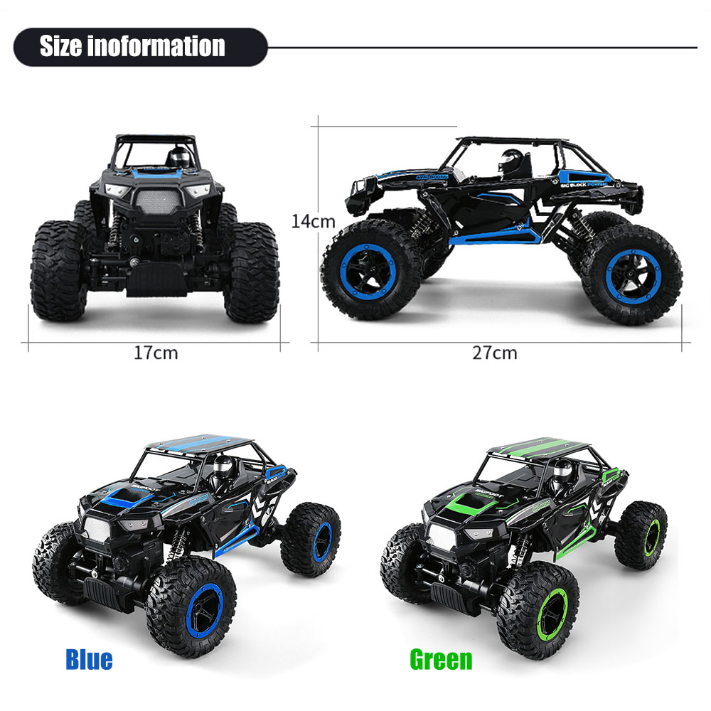 1 14 Scale 24ghz 4 Wheel Drive Radio Remote Control Rc Off Road Dump Truck Music Cm Shipping Policy