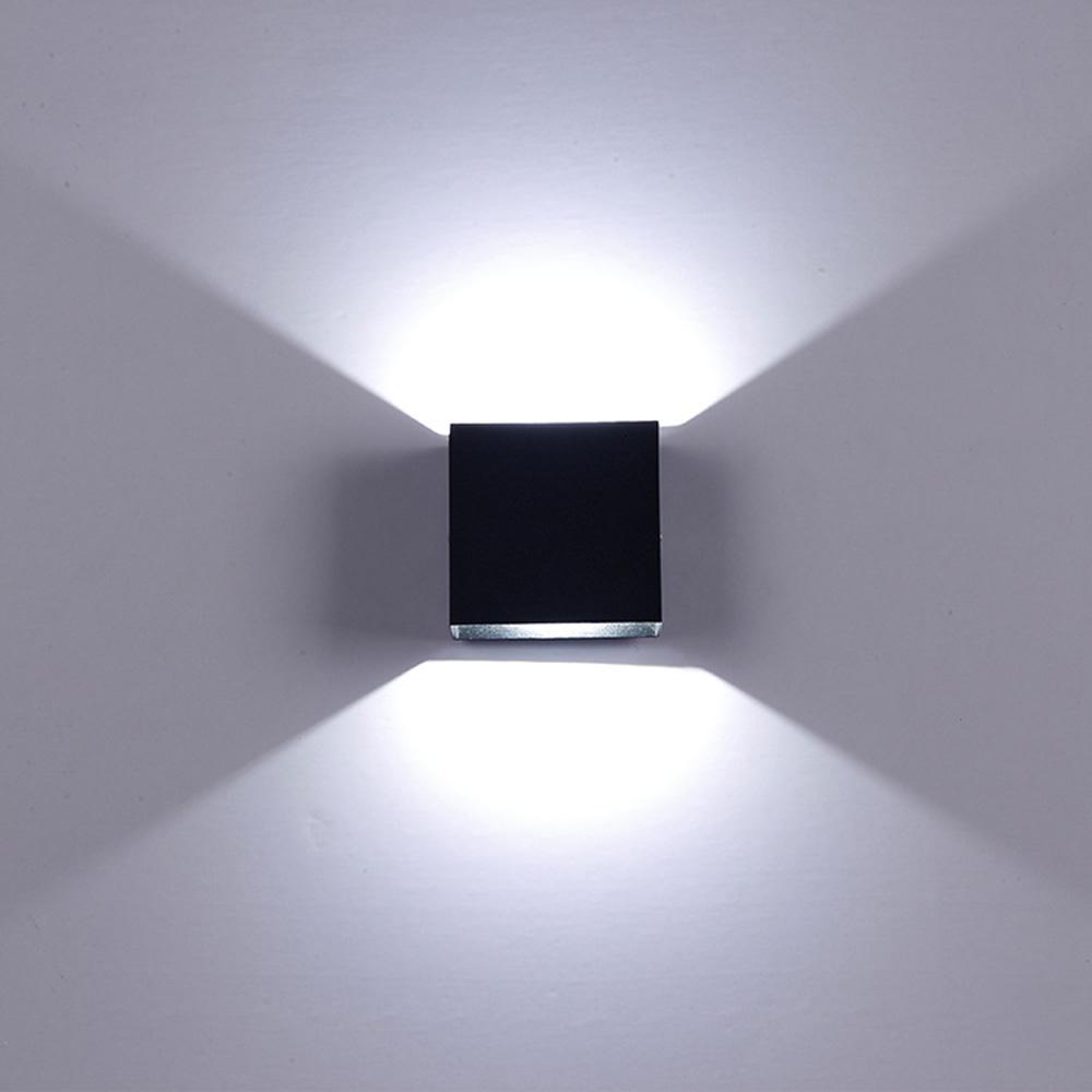 6W LED Wandleuchte Spiegelleuchte Wandlampe Badlampe Badezimmer ...