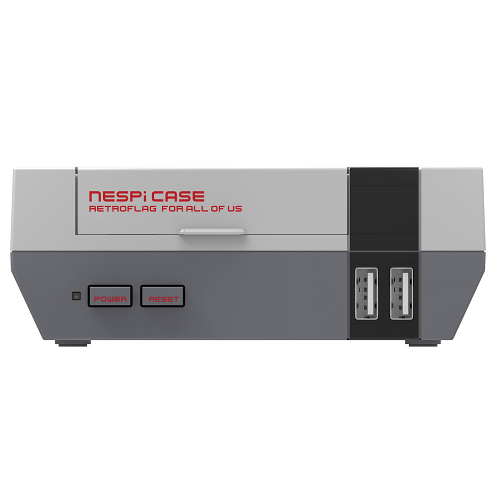 Mini Retroflag NESPi Case Set Fit for Raspberry Pi 3/2 B+ Computer Box
