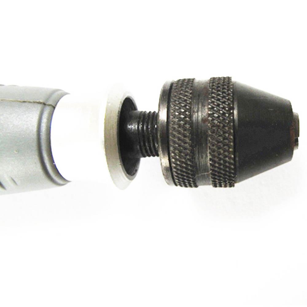 Keyless Drill Chuck Screwdriver Impact Driver Adaptor Hex Shank Dril Bit