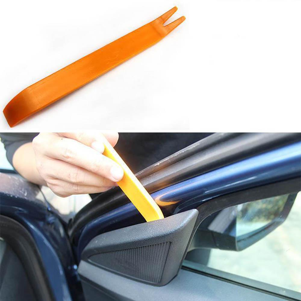 12PCS Car Door Clip Panel Audio Video Dashboard Dismantle Kits Set