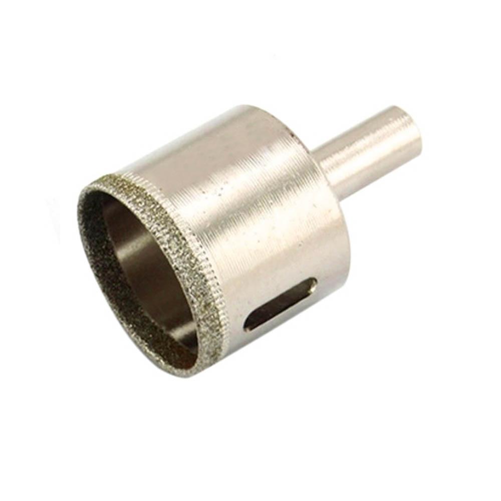 35mm Diamond Coated Hole Cutter Drill Bit Saw Core Drill Glass Pilot Bit