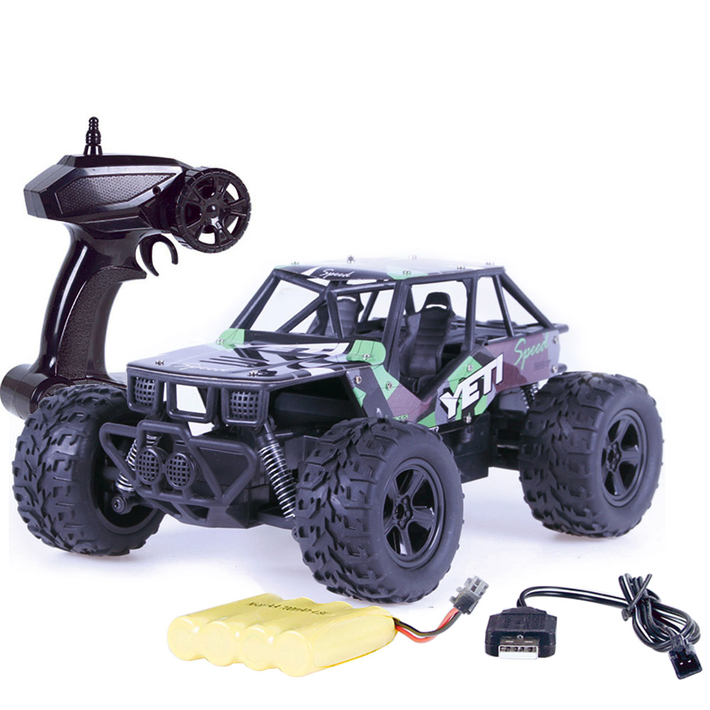 1:20 Scale RC Monster Truck Off-Road Vehicle 2.4G Remote ...