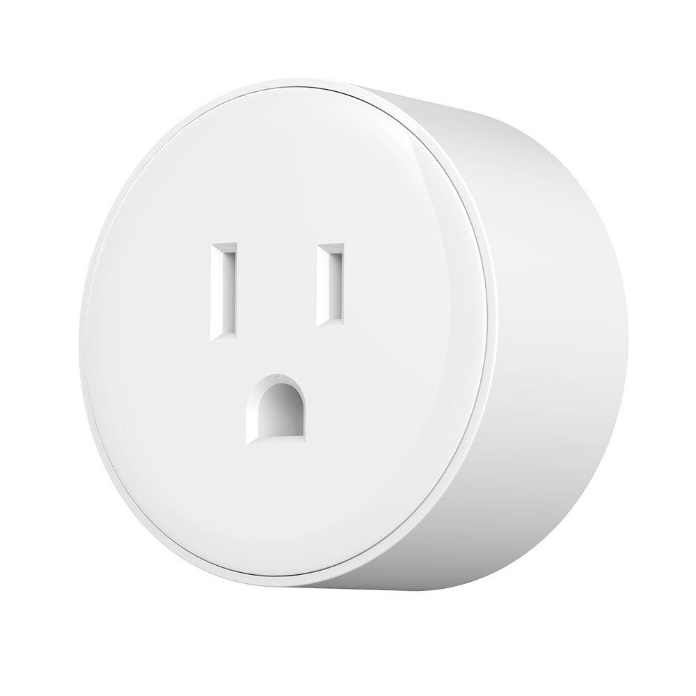 RemoteControl Wifi SmartPower SocketWireless Mini SwitchTimer Outlet USPlug