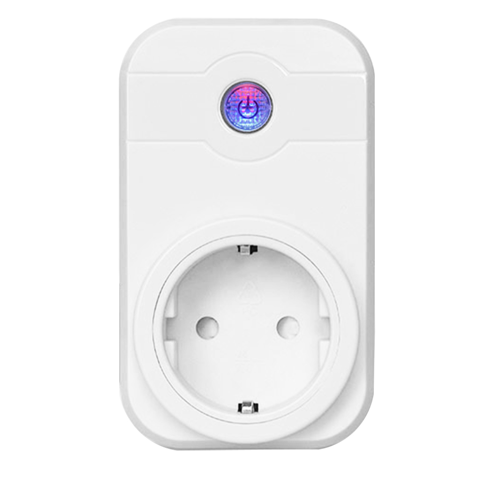 Wifi Smart Plug Wireless Voice Control Outlet Timer Wall Socket Switch