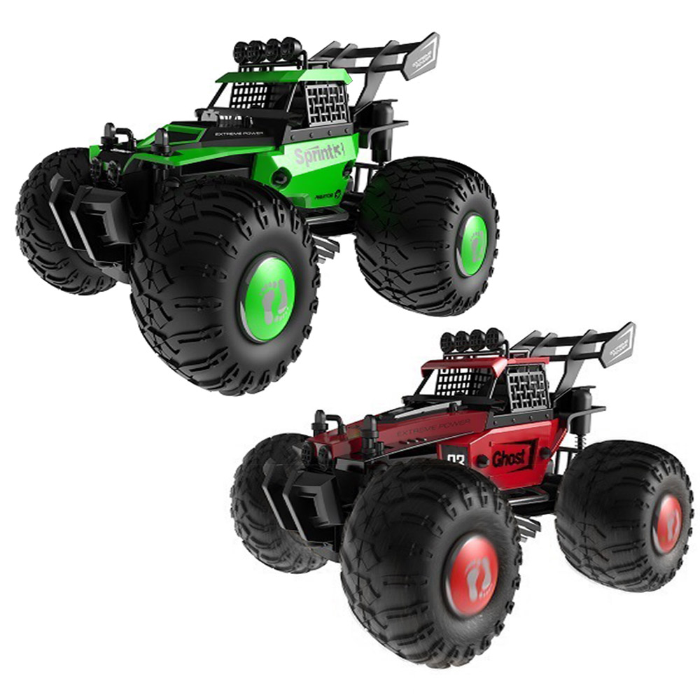 2.4GHz Full Scale RC Remote Control DIY Car Truck Toy Kids Children Gift