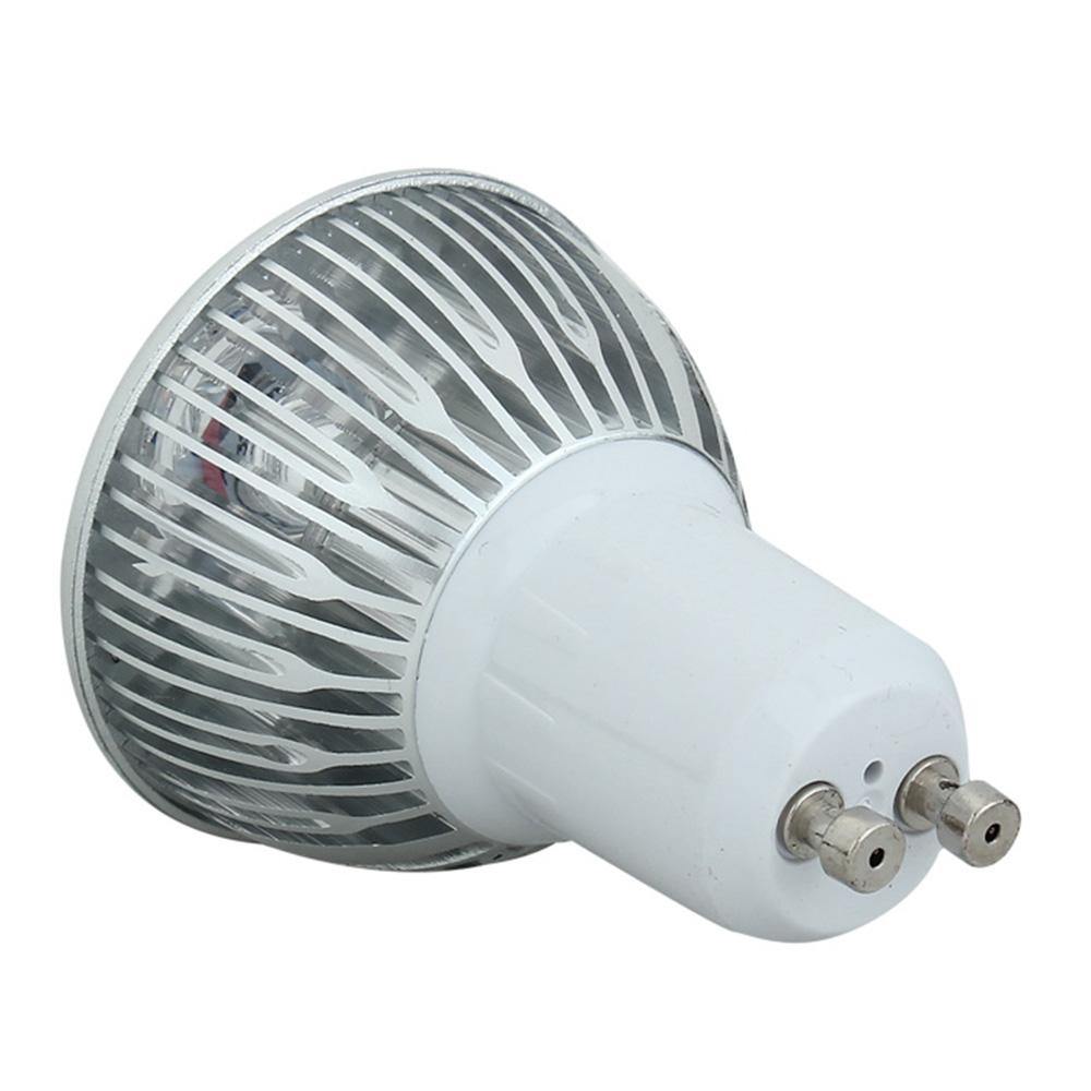 Sale High Power 3w 3x1w Gu10 Uv Ultraviolet Purple Light Led Bulb Lamp 85 265v Ebay