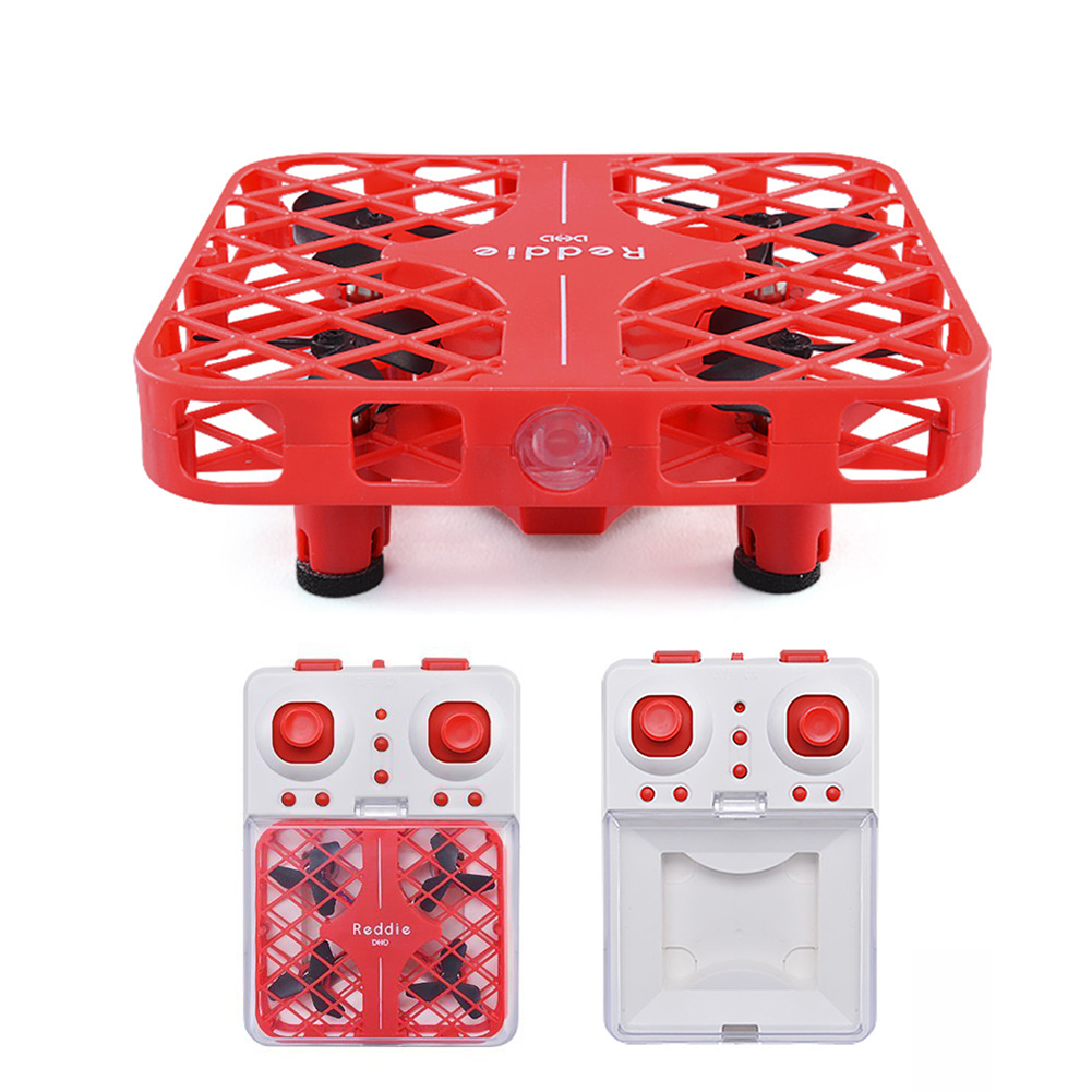 2.4G 4-Axis 3D Flip Crashworthy Structure Mini RC Quadcopter Drone Toy