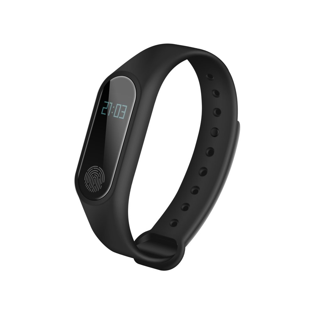 Wholesale Wireless Bluetooth Smart Touch Wristband Watch Bracelet W/Heart RateMonitor