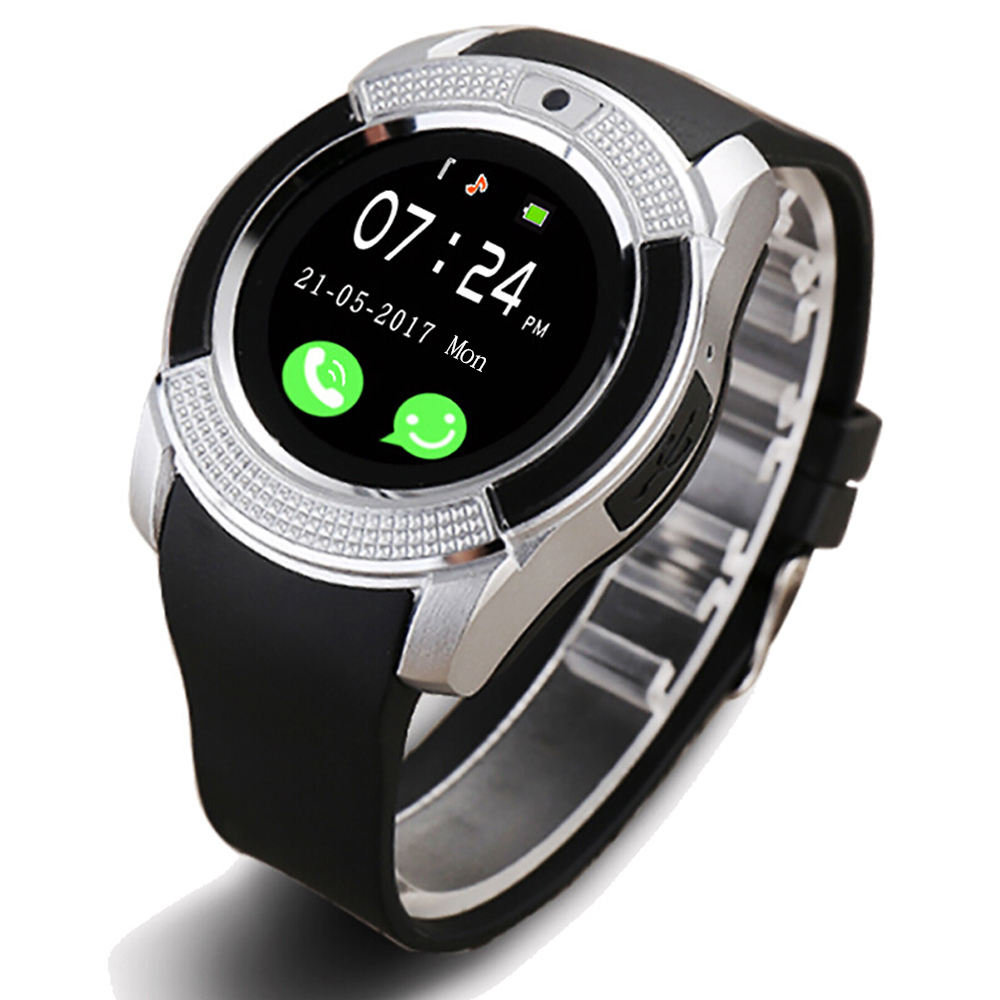 Wholesale Smart Watch Phone Touch Wireless Bluetooth Wriswatch Fitness Tracker