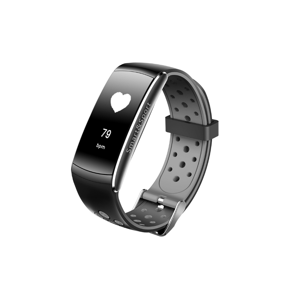 Wholesale Multifunction Smart Touch Waterproof Wristband Watch W/Heart Rate Monitor