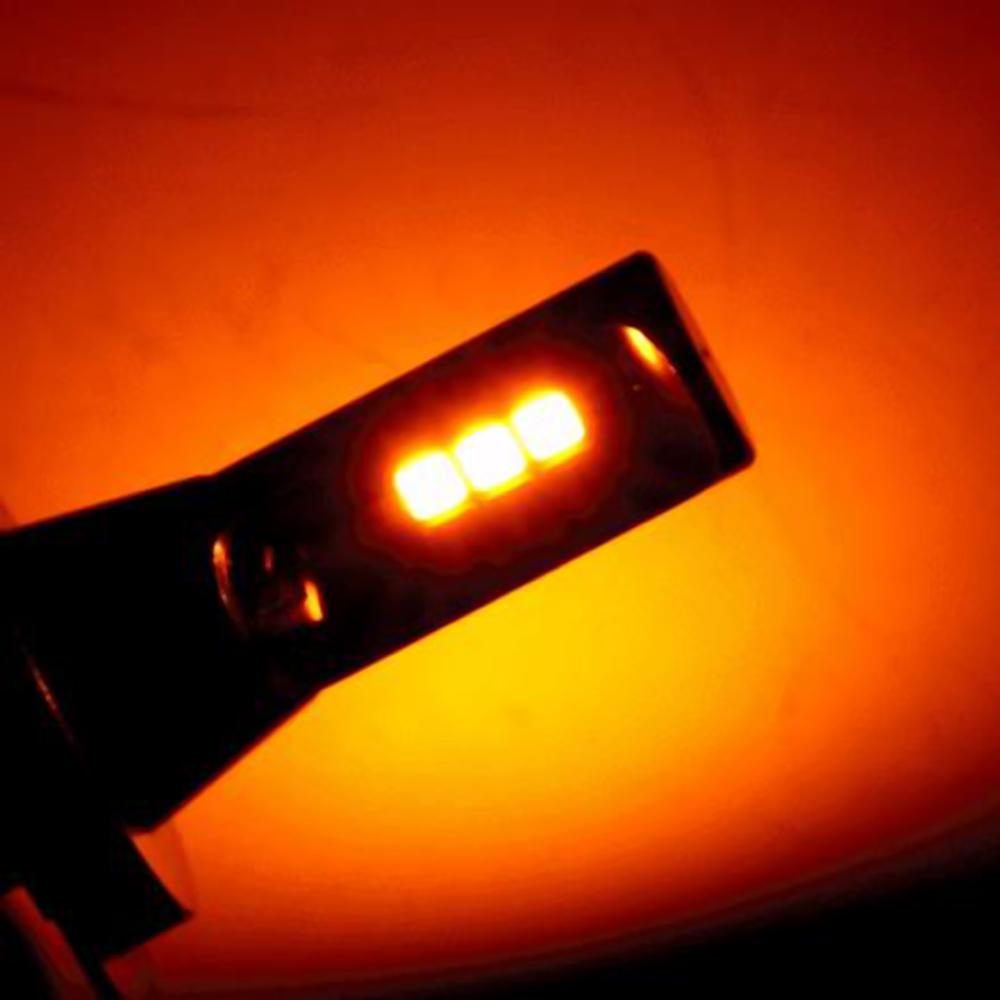 2pc SuperBright DualColor COB 9006 X5 40W LED Car Headlight Fog Light Lamp