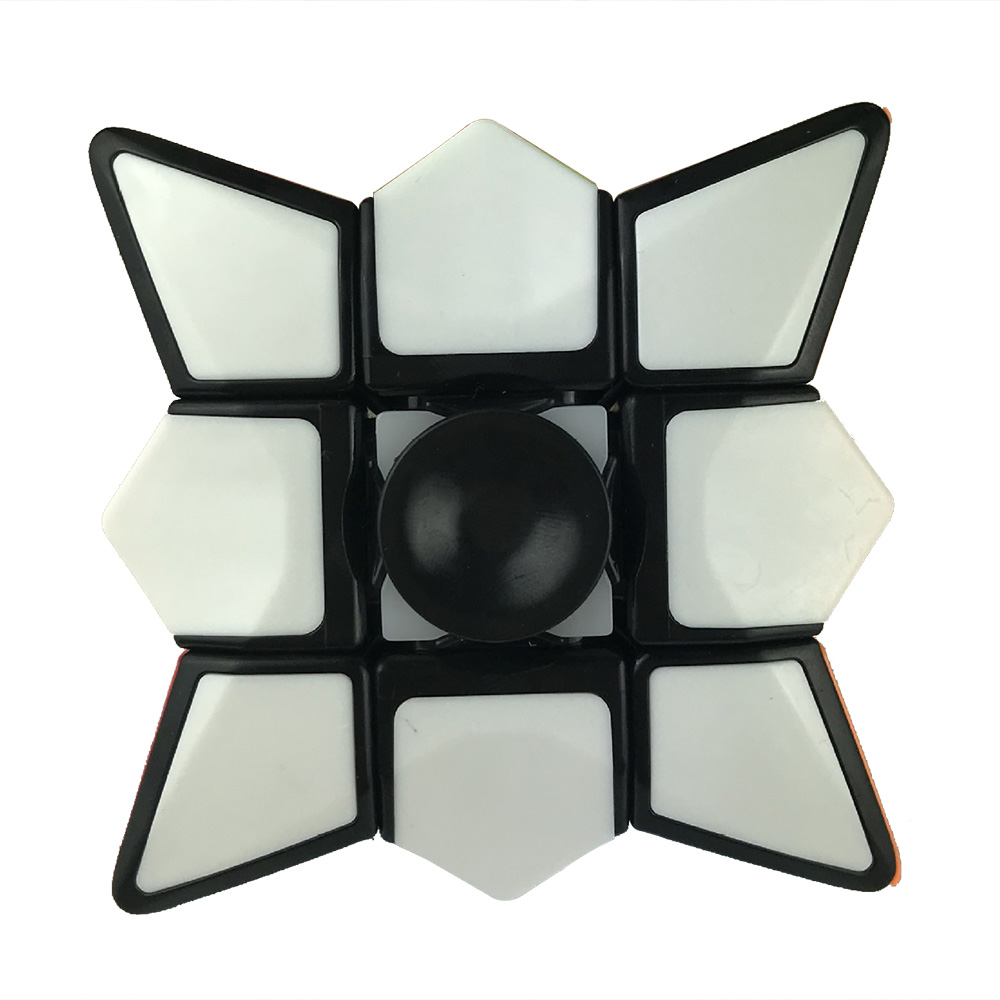 1x3x3 Finger Spinner Cube Puzzle EDC Focus Toy ADD ADHD Stress Reducer
