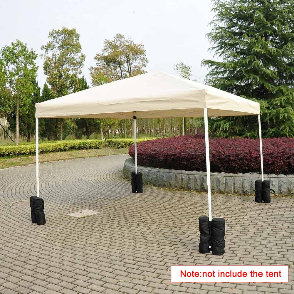 Outdoor Windproof Tent Leg Foot Weight Sand Anchor Bag for Marquee Canopy