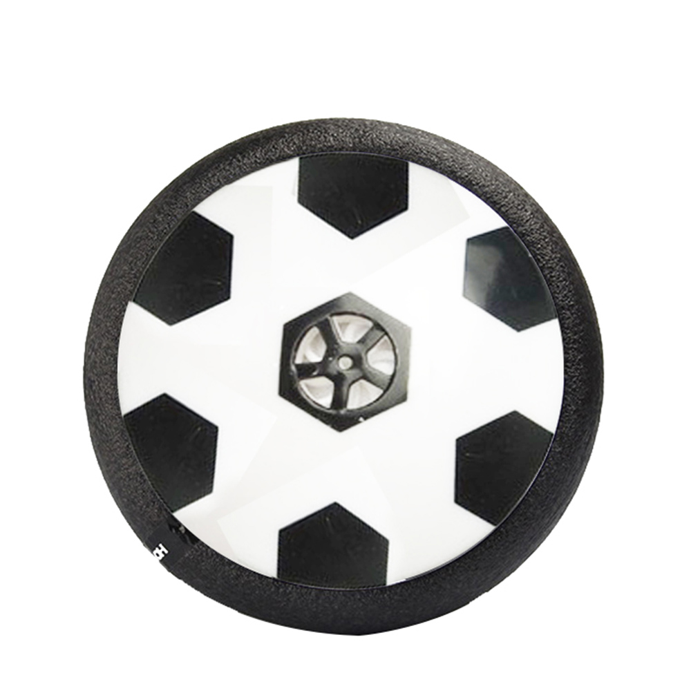 Mini Air Power Soccer Disc Hover Gliding Ball Sports Football Toy Gift