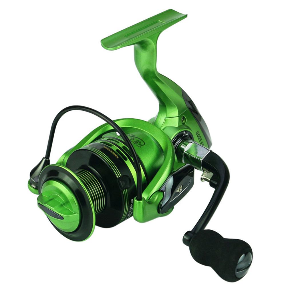 13-1BB-Fishing-Spinning-Reel-Ball-Bearing-Saltwater-Freshwater-Wheel-XF1000-7000