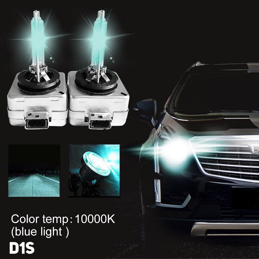 2pc 35W D1S Xenon Car Motorbike Replacement HID Headlight Light Lamp Bulb