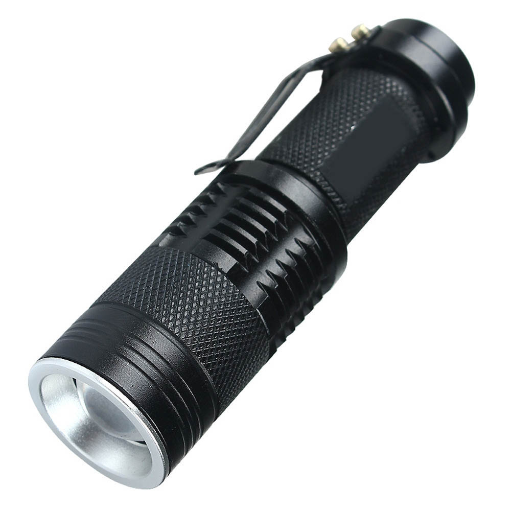 Ultra Bright Mini Led Flashlight Adjustable 3Modes 1200LM Waterproof Torch