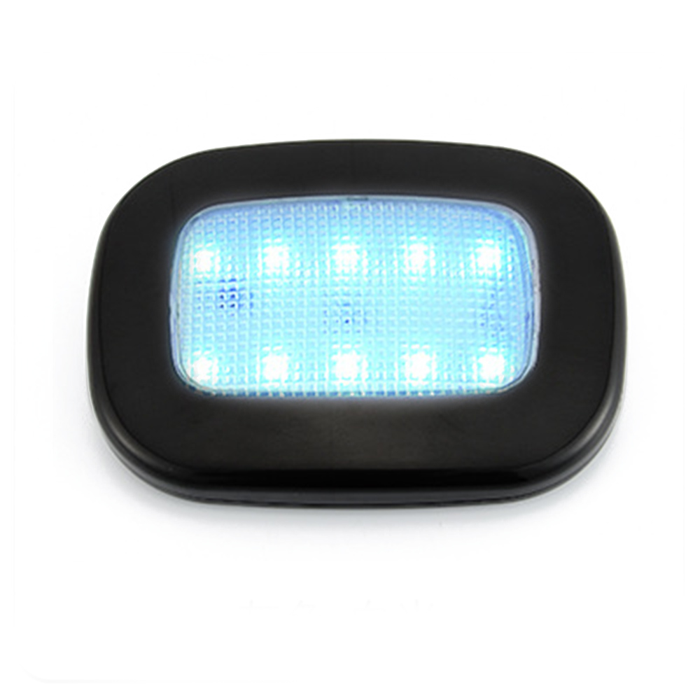 Car Interior Dome Roof Reading Light USB Rechargeable Ceiling Lamp W/Magnet