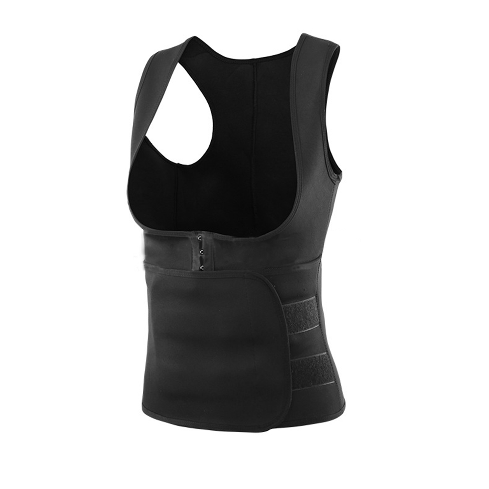 Women Waist Trainer Neoprene Sauna Fat Burner Belly Body Shaper Vest