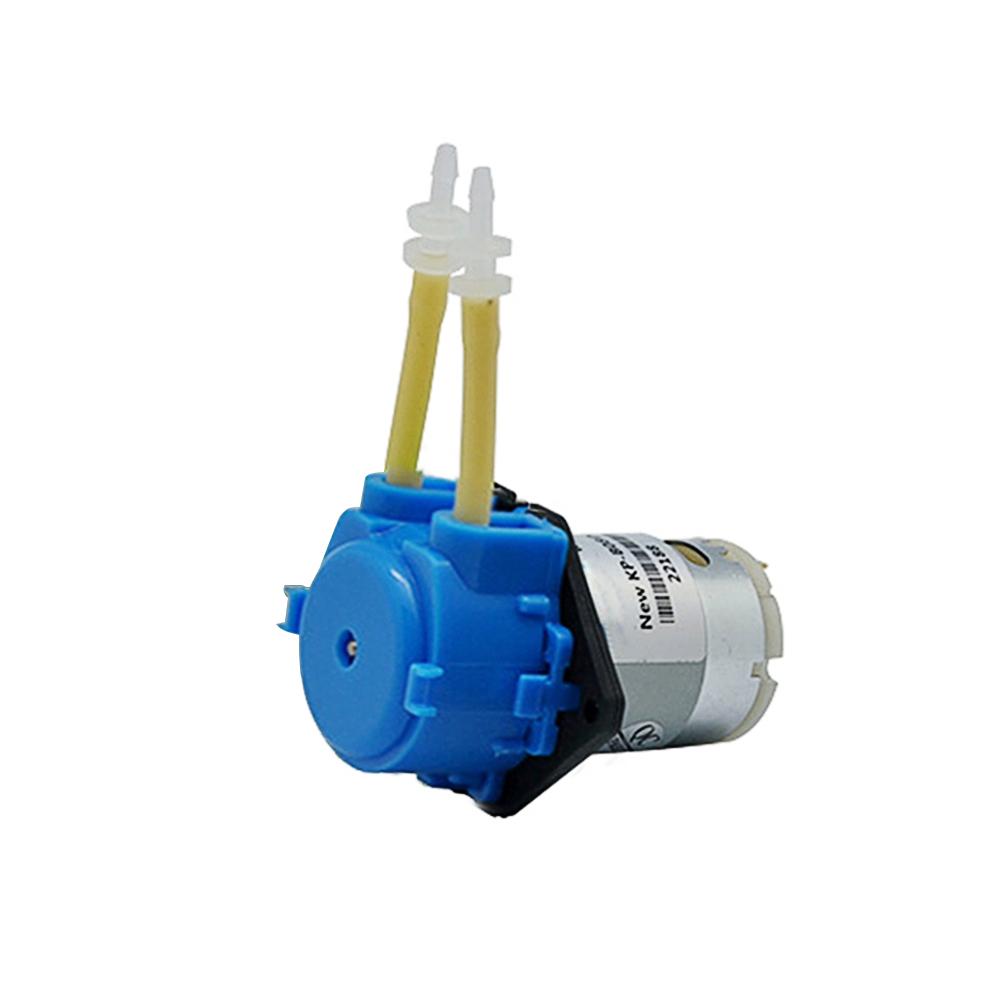 Dosing Pump DC Mute Peristaltic Liquid Pump Micro Self-priming Hose Pump