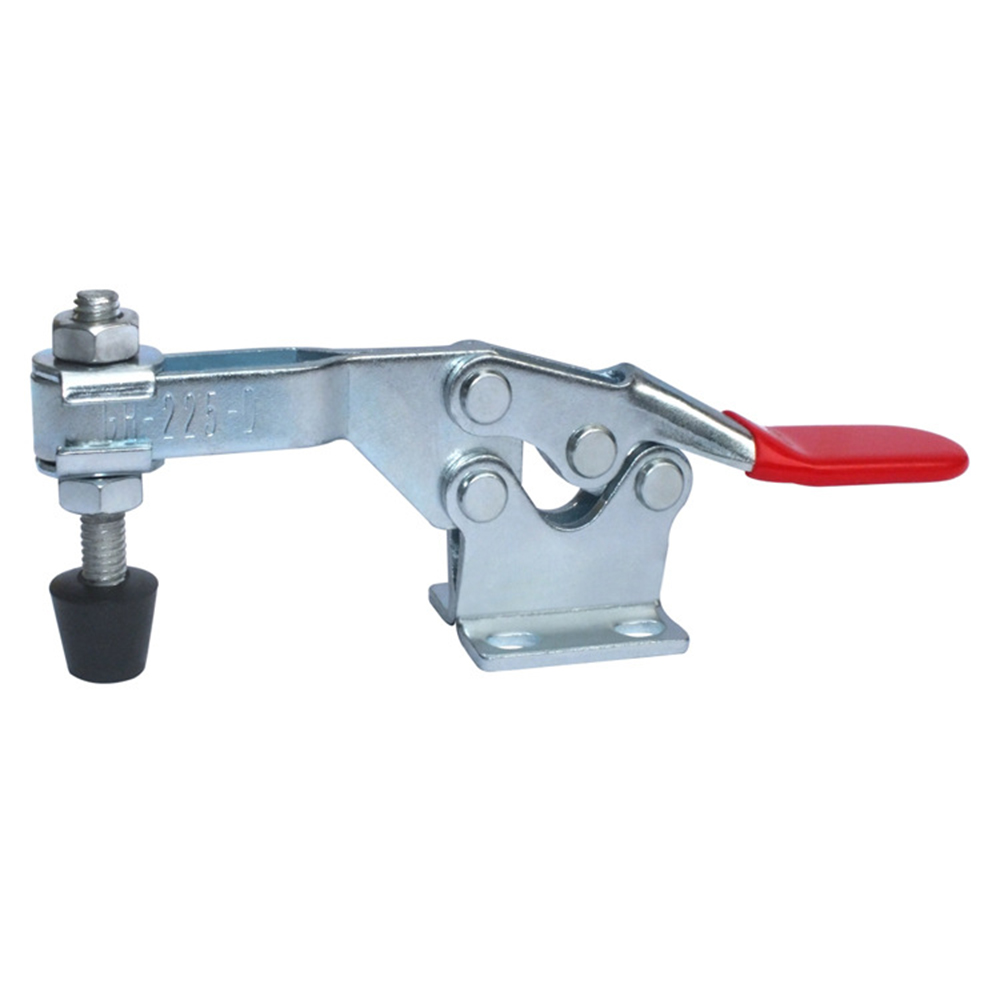 Capacity Destaco Horizontal Steel Hold-Down Toggle Locking Clamp 500 lb 2 Units