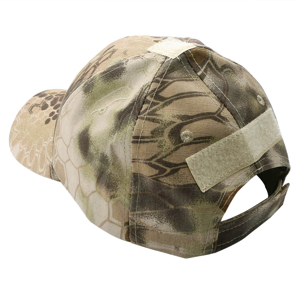 b749cc670859b Simplicity Outdoor Sport Sun Hat Army Woodland Camo Tactical Cap ...