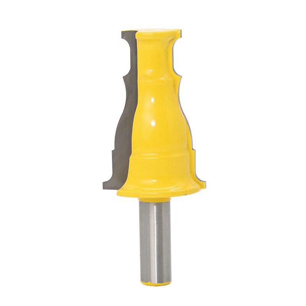 Door Window Casing Router Bit Cutter for Woodwork Drilling Tool 1/2in Shank