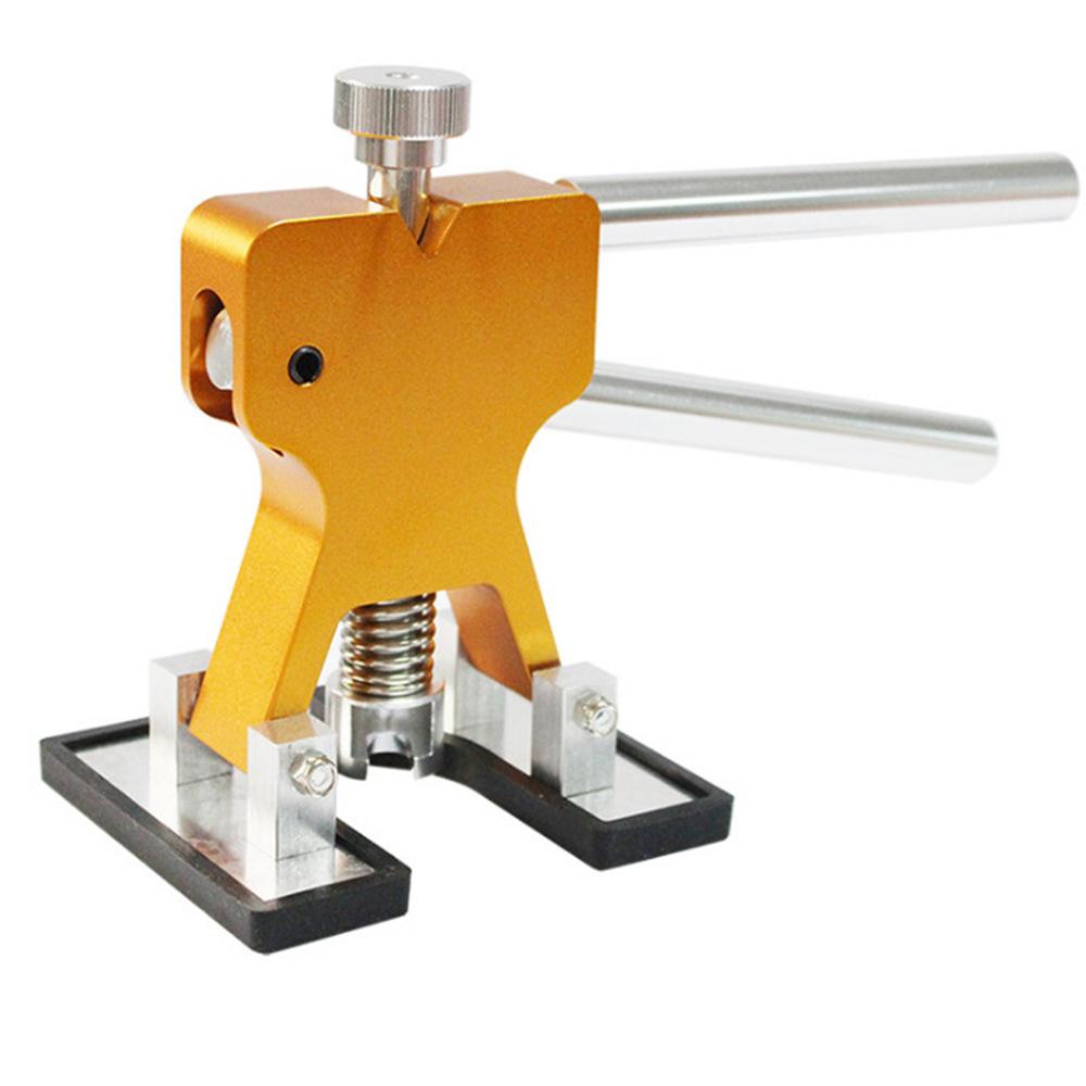 PDR Tools Car Dent Repair Puller Golden Dent Lifter W/34pcs Glue Tap