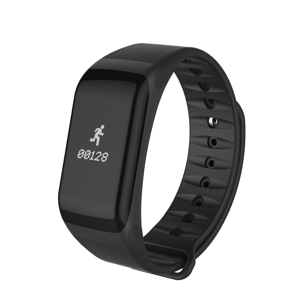 Wholesale Smart Touch Fitness Tracker Wireless Bluetooth Activity Track Watch Black