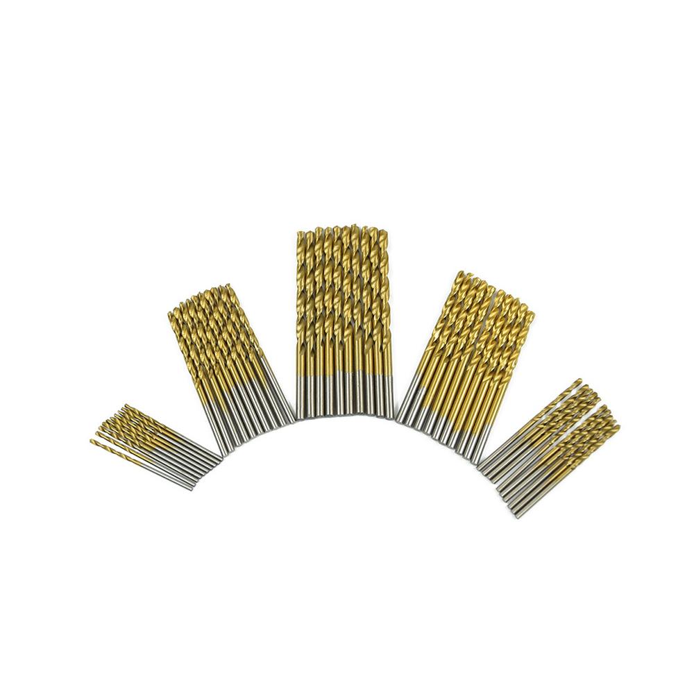 HSS-Micro-Drill-Bits-Set-High-Speed-Steel-Titanium-Metal-Twist-Drill-Bit-GOOD thumbnail 9