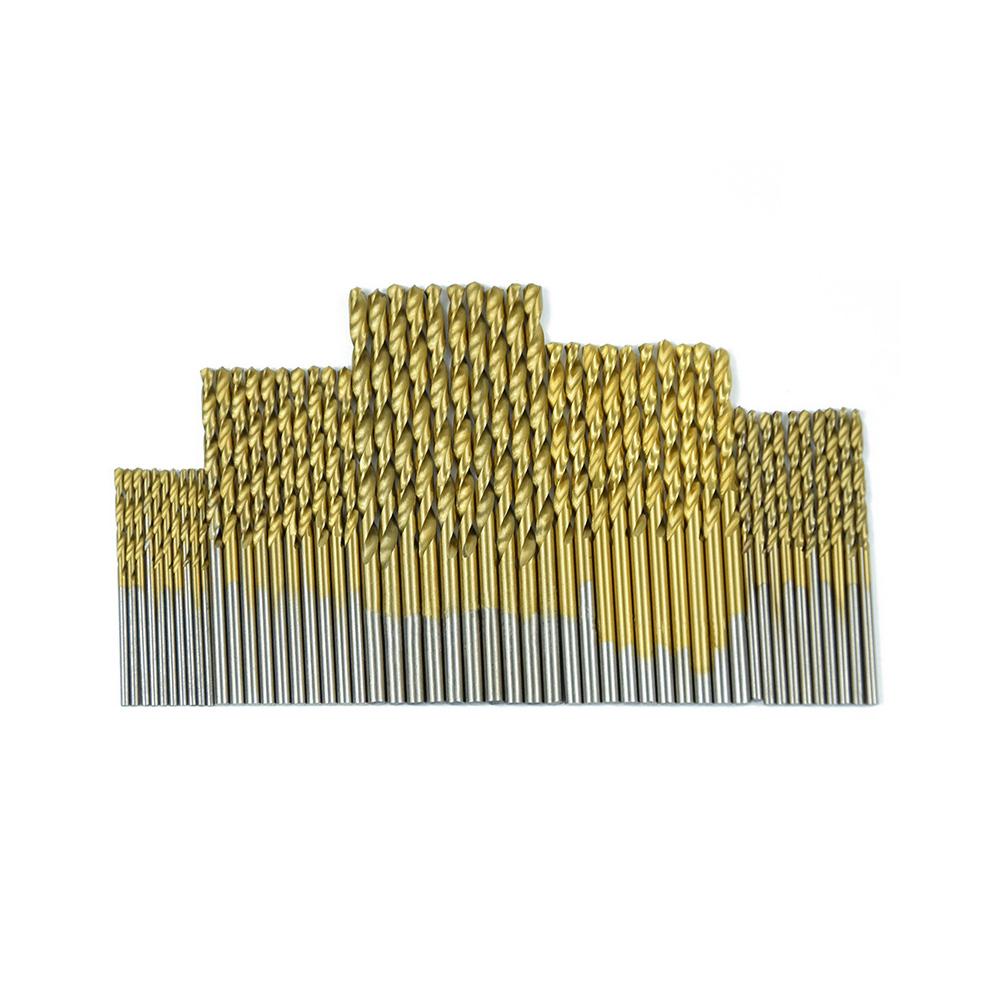 HSS-Micro-Drill-Bits-Set-High-Speed-Steel-Titanium-Metal-Twist-Drill-Bit-GOOD thumbnail 10