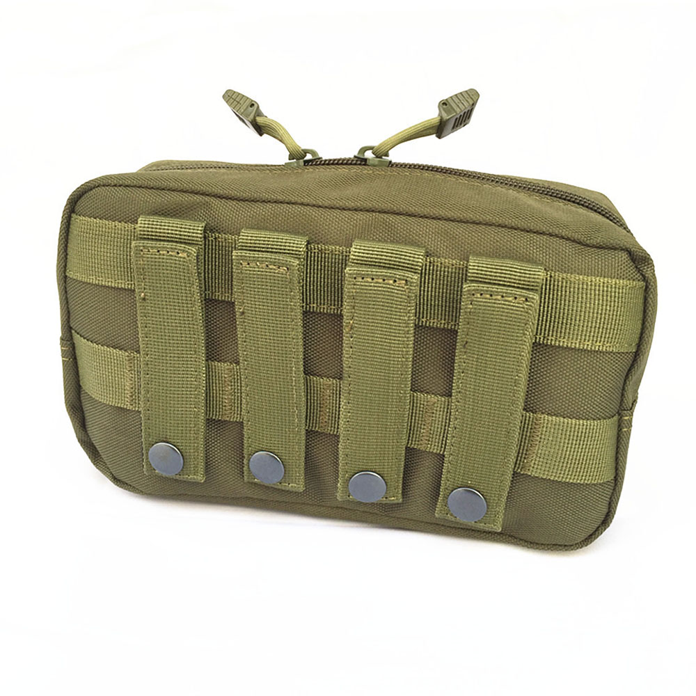 Outdoor Multifunction Waterproof Tactical Military Airsoft Hanging BagPouch